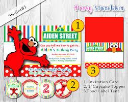 sesame street invitations template elmo and friends printable candy bar wrappers for elmo sesame