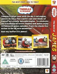 Hit The Floor Dvd - the best of james thomas the tank engine wikia fandom powered