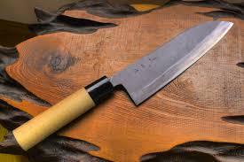 plastic kitchen knives santoku knife standard