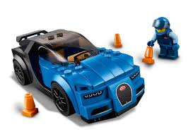 Lego Speed Champions Bugatti Chiron 75878 Toy At Mighty Ape Nz
