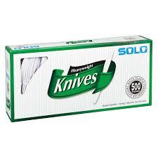 plastic knives plastic knife 500 count