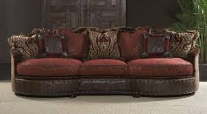 Gold Fabric Sofa Leather And Fabric Sofas 61 With Leather And Fabric Sofas