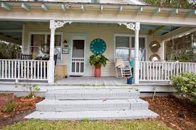 Wrap Around Porch by Savannah Bungalow With Wraparound Porch Small House Bliss