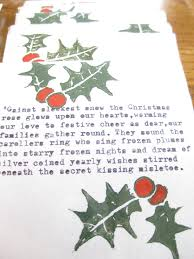 happy new year and christmas cards i like to write