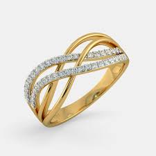 gold ring design buy 100 gold band ring designs online in india 2018 bluestone
