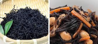 comment cuisiner les algues les algues utilisées dans la cuisine japonaise