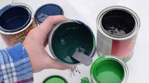 Mixing Spray Paint Colors - mixing custom paint colors with general finishes milk paint youtube