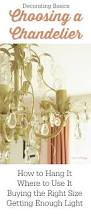how to pick dining room chandelier size how to select the right