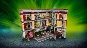 Lego Headquarters Lego Ghostbusters Firehouse Headquarters 75827 Walmart Com