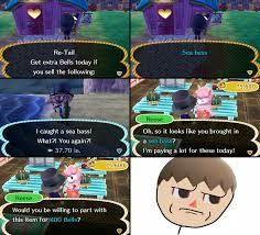 Animal Crossing Meme - sea bass animal crossing know your meme