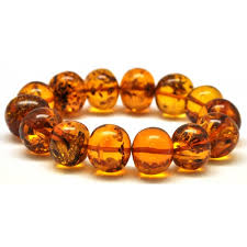 amber bracelet images Baroque beads baltic amber bracelet from online baltic amber JPG