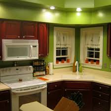kitchen room design grey color contemporary l shaped gray