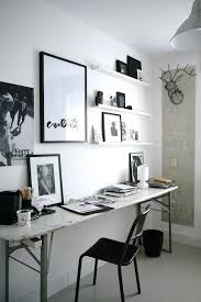 bureau et blanc bureau design blanc et noir laque amovible max oaxaca digital info