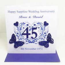 45 wedding anniversary happy 45th wedding anniversary images