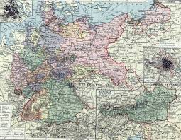 Maps Of Germany by Map Of Germany And Austria Black