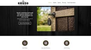 construction affordable website design biglilfish divi website