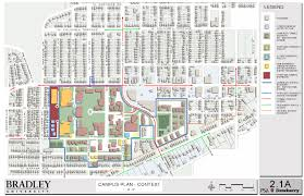Columbia Campus Map Bradley U0027s Expansion Plan In Pictures The Peoria Chronicle