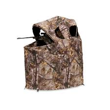 ameristep hunting blinds ameristep tent chair blind realtree xtra