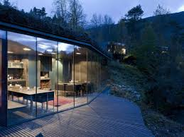 Ex Machina Waterfall The House In U0027ex Machina U0027 Is Actually A Stunning Hotel In Norway