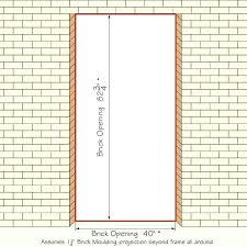 Standard Height Of Interior Door Bedroom Door Dimensions Enchanting Standard Interior Door Sizes