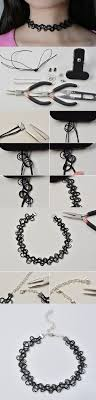 make tattoo necklace images 56 diy tattoo choker necklace tattoo choker diy tumblr jpg
