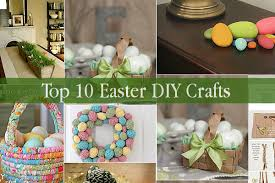 easter decorations for the home top easter crafts jpg