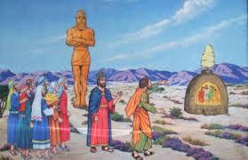 the fiery furnace bible answer