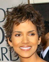 harry berry hairstyle halle with perfect hair from swordfish people pinterest