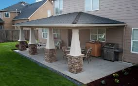 Covered Patio Designs Photos Of Covered Patio Ideas Landscaping Gardening Ideas