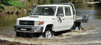 toyota cab land cruiser vehicle review toyota landcruiser dual cab ute fortified