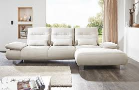 steinpol sofa elise sectional right arm chaise facing gray white fabric buy