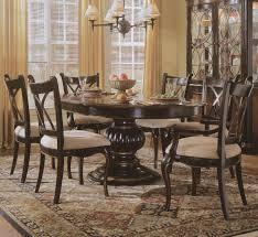 hooker furniture preston ridge pedestal dining table and chair set