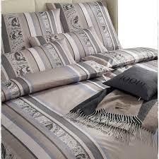 Schlafzimmer Joop Preise Joop Bettwäsche Paisley Stripe 4056 07 Stone Grey
