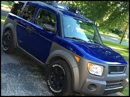 2004 honda element ex awd mt fiji blue honda element owners club