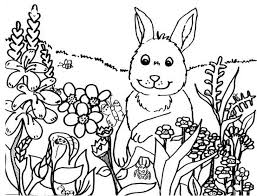Easter Flower Coloring Pages - 32 best coloring pages of easter images on pinterest