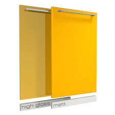 lacquered cabinet doors 200 matte or high gloss colors
