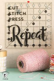 Sewing Room Decor Diy Sewing Room Decor Ideas And Free Cricut Cut Files The