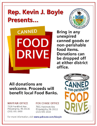 donate food for thanksgiving mayfair civic association 2012