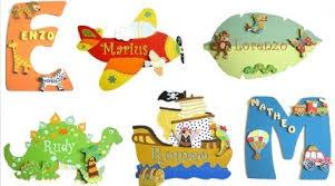 plaque de porte chambre bébé plaques de porte enfant décoration personnalisée pour chambre de