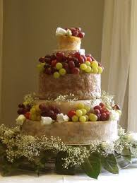 wedding cake made of cheese a wedding cake made of cheese wheels cheese