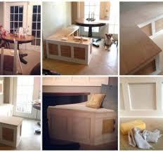Kitchen Bench With Storage Breakfast Bench Nook Benches Kitchen Nook Bench With Storage