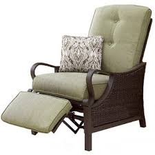 Recliner Patio Chair Recliners Patio Furniture Outdoor Seating Dining For Less