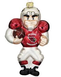 arizona cardinals football player personalized ornament