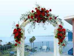 wedding arches decorated with flowers wedding arch decorations for the beautiful wedding cakegirlkc