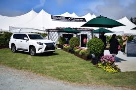 lexus woodford hills 9th annual pebble beach food and wine 2016 by the numbers
