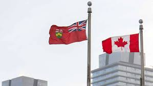 Canadian Provincial Flags Group Of Ontario First Nations Form Wealth Fund Pensions