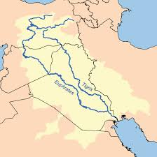 Yellow River Map Tigris River Map Map Of Usa State