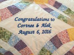 wedding gift quilt q a made just for u