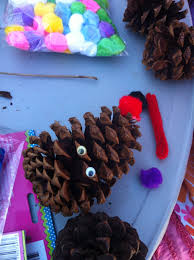 fest pinecone crafts from sunshine kids craft corner