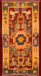 tappeti tibetani tappeto tradizionale a motivi in rettangolare